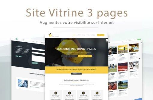 site vitrine 3p w510